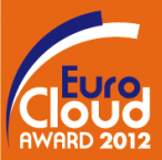 Logo der EuroCloud Awards 2012
