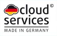 "Logo von ""Cloud Services Made in Germany"""