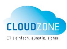 Logo der Cloudzone 2012